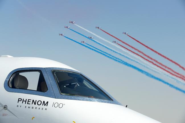 Patrouille de France – Dubai Air Show